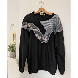 VNT Western/boho style flowy sweater